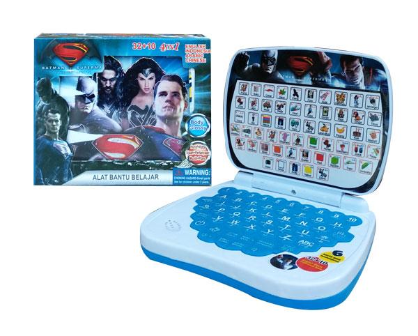 toko mainan online ALAT BANTU BELAJAR 4BHS SUPERMAN - 789-1
