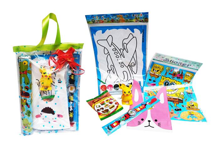 toko mainan online PAKET GOODY BAG ISI 6 - PBG-6