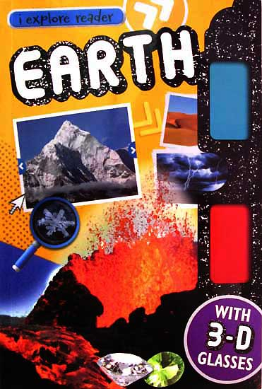 toko mainan online i-explore reader EARTH with 3D glasses