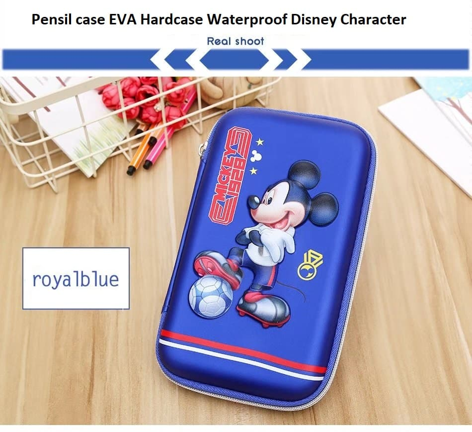 toko mainan online PENCIL CASE SMIGGLE MICKEY (KW) - LC166