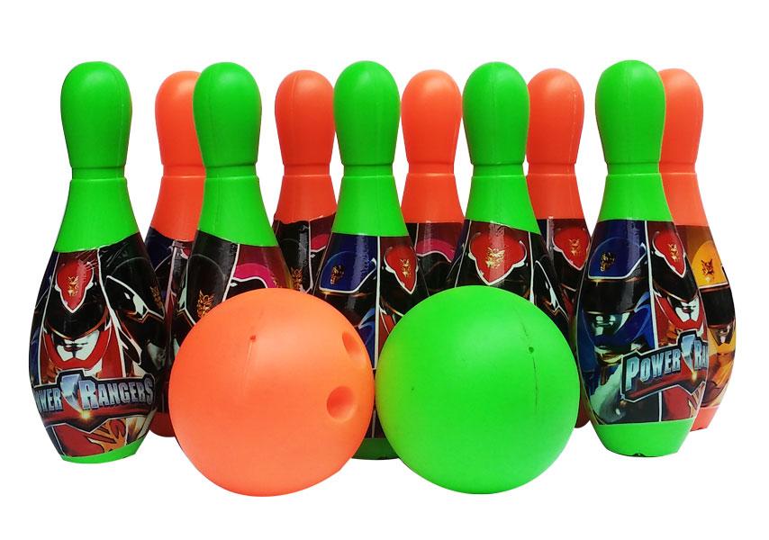 toko mainan online BOWLING POWER RANGER - MP1403
