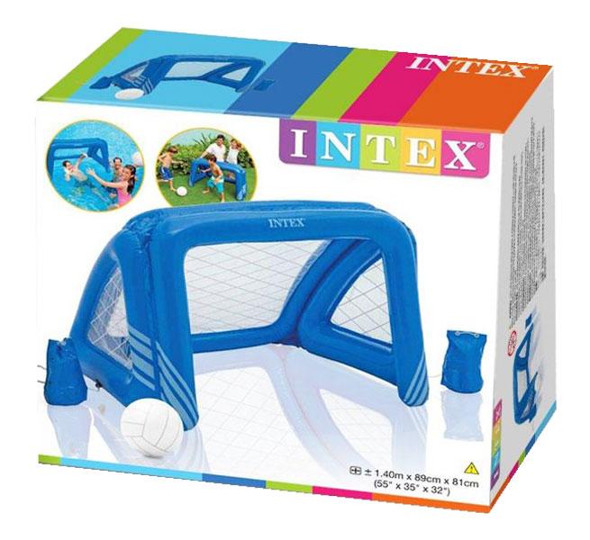 toko mainan online INTEX FOOTBALL / WATER POLO GAME - 58507