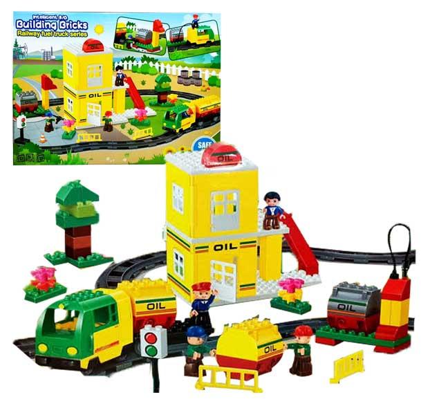 toko mainan online INTELLIGENT BUILDING BRICK - HM321-1