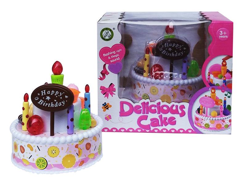 toko mainan online DELICIOUS CAKE - NF588-10