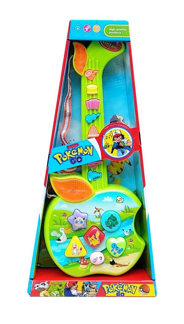 toko mainan online GUITAR POKEMON - PS555-4