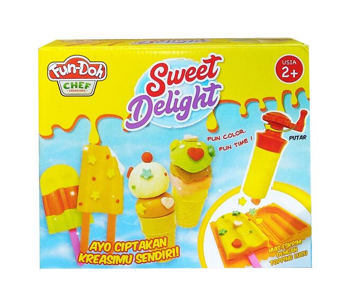 toko mainan online FUNDOH SWEET DELIGHT - 28141