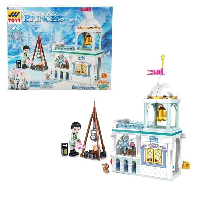 toko mainan online BLOCK ICE 180PCS - SY1428B