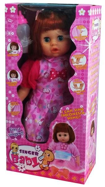 toko mainan online SINGER BABY - 808G