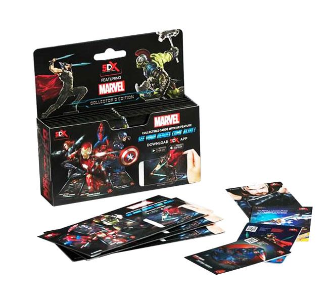toko mainan online KARTU ANDROID MARVEL 5DX (gr10)