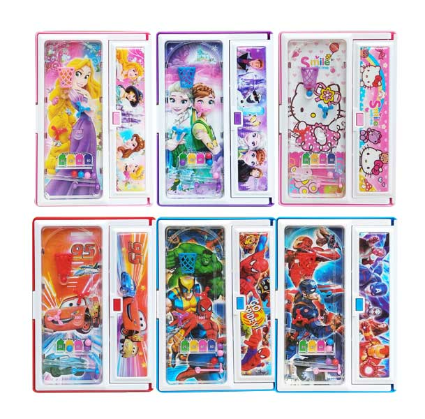 toko mainan online TEMPAT PENSIL 4IN1 KARAKTER - B-222