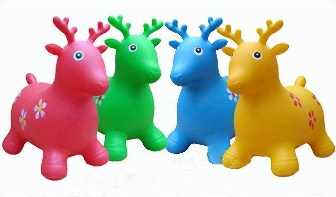 toko mainan online JUMPING ANIMAL BIASA