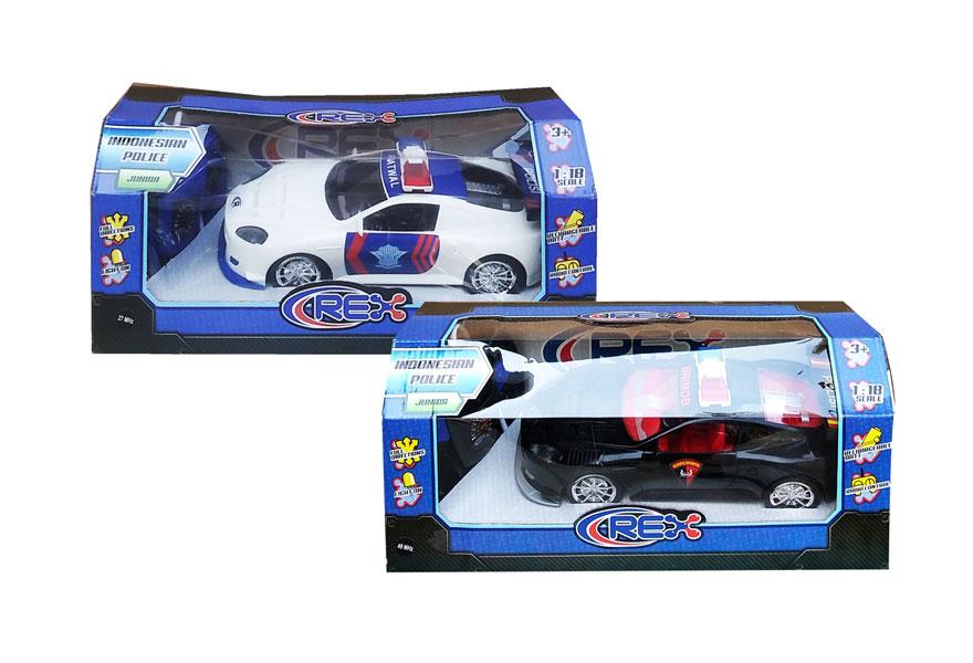 toko mainan online RC INDONESIAN POLICE-RKC02088-1