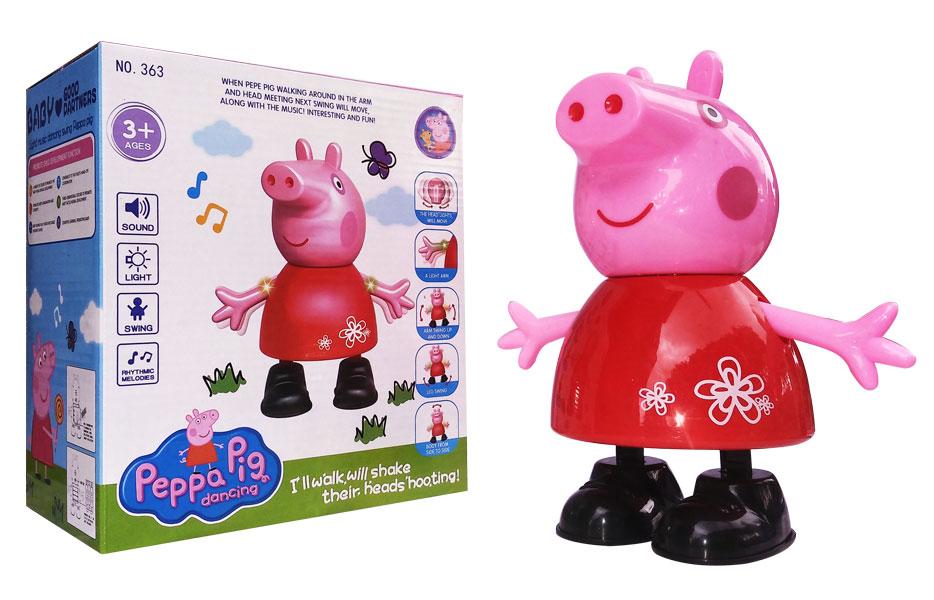 toko mainan online PEPPA PIG DANCING - 363