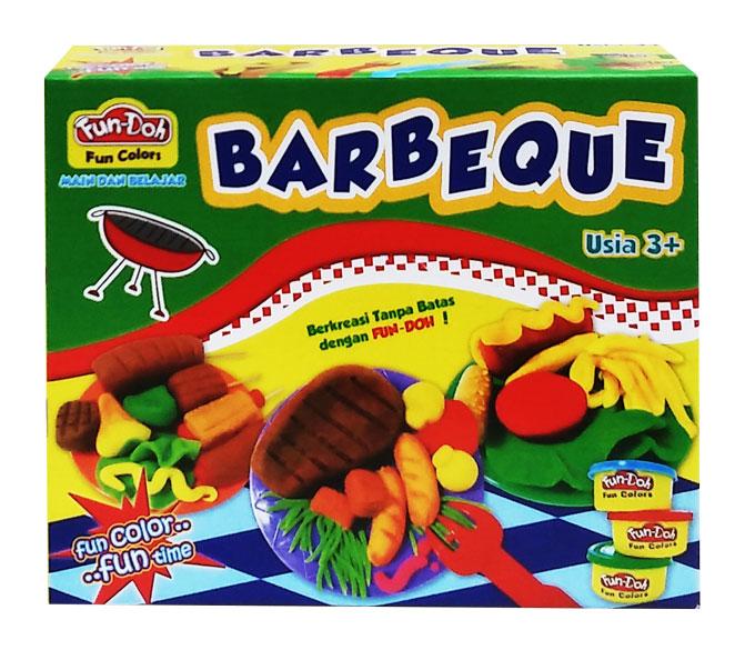 toko mainan online Dough Barbeque - 28054