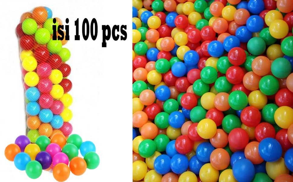 toko mainan online MANDI BOLA ISI 100 PCS