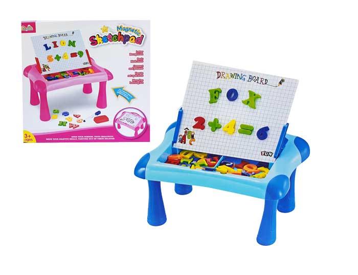toko mainan online MAGNETIC SKECTHPAD - QJ9923