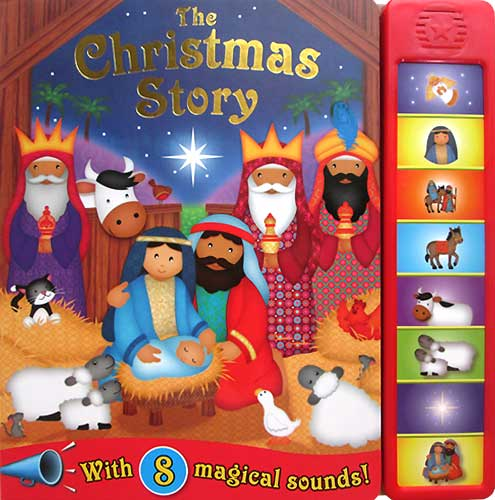 toko mainan online THE CHRISTMAS STORY MAGICAL SOUND - 806871