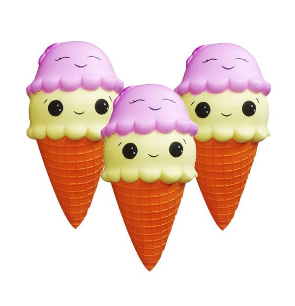 toko mainan online SQUISHY ICE CREAM MINI - SQ-41