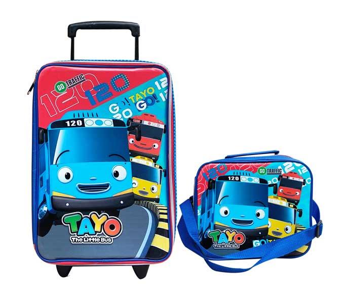 toko mainan online KOPER MB + LUNCH BAG TAYO - KLB-TA