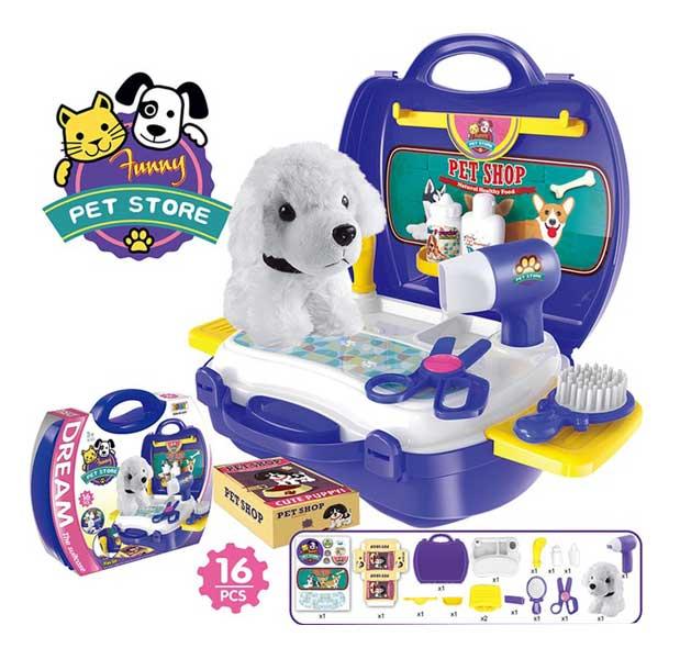 toko mainan online BOWA PET STORE 16PCS - 8357