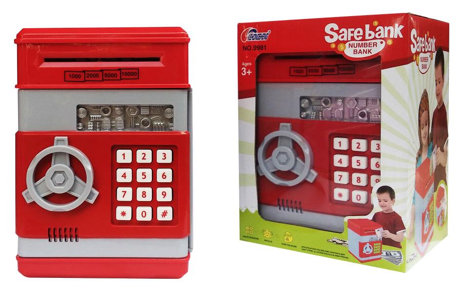 toko mainan online SAFE BANK MERAH - 9981