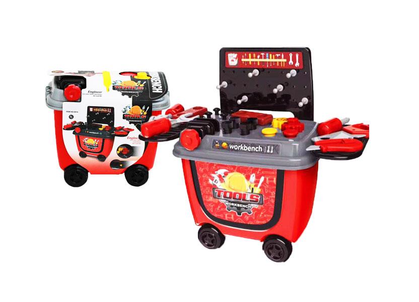 toko mainan online TOOLS WORKBENCH - 8014