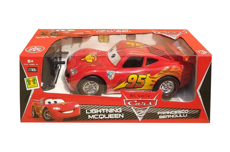 toko mainan online RC LIGHTNING MCQUEEN CARS - 0395A