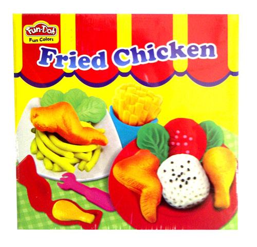toko mainan online DOUGH FRIED CHICKEN - 28042
