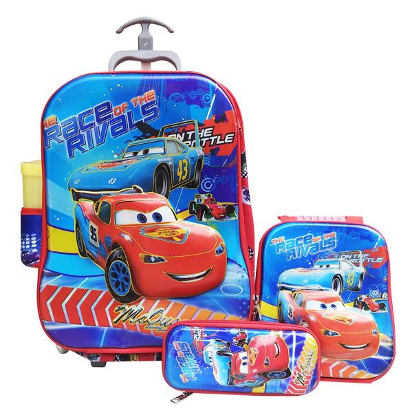 toko mainan online TROLLEY RODA 3 2SR CARS - TR2SR