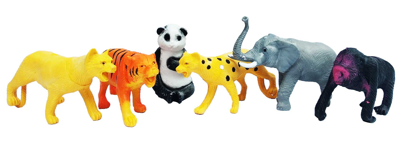 toko mainan online ANIMAL KINGDOM ISI 6