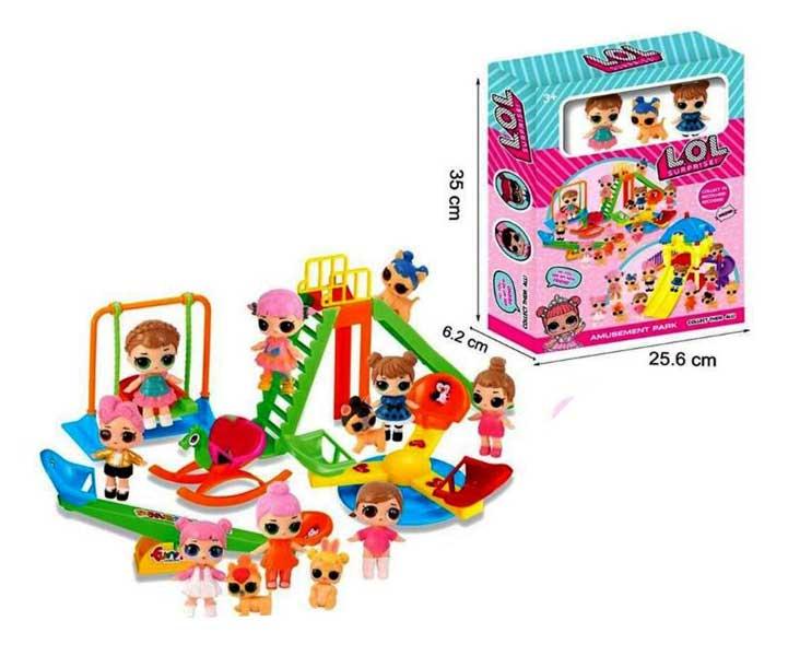 toko mainan online AMUSEMENT PARK LOL (AYUNAN) - 553-311