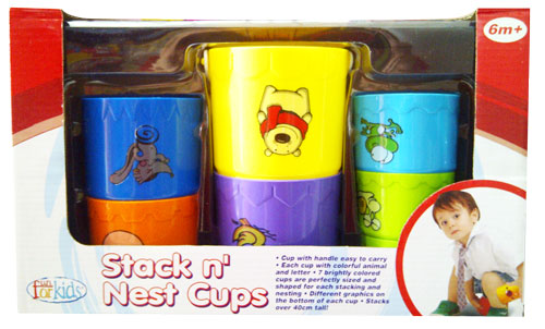 toko mainan online STACK AND NEST CUPS