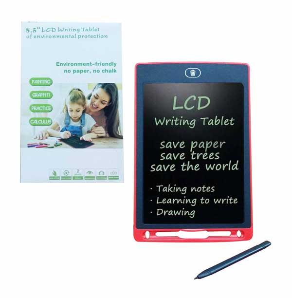 toko mainan online LCD WRITING TABLET 8.5 MIX WARNA - 1818