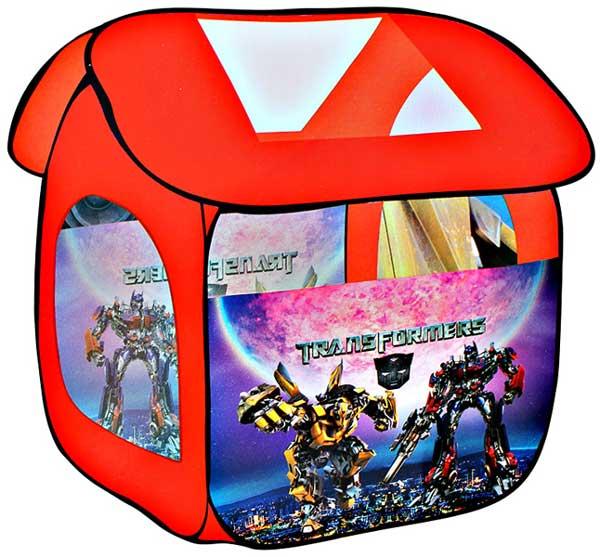 toko mainan online TENDA RUMAH TRANSFORMER 8009TF