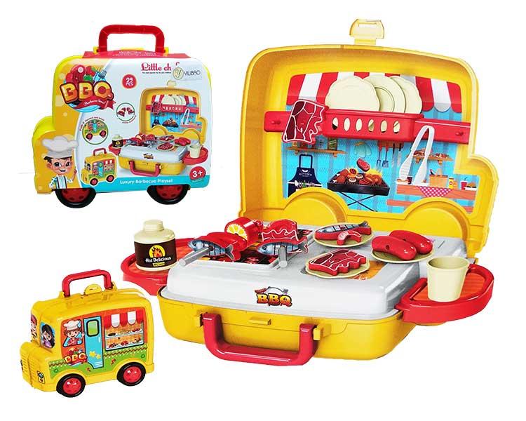 toko mainan online LUXURY BARBECUE - 922-85
