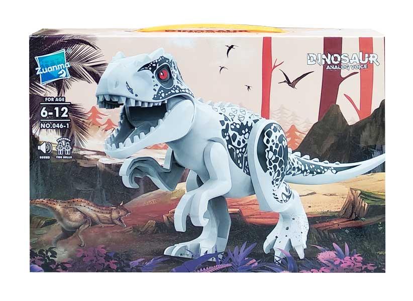 toko mainan online DINOSAUR ANALOG VOICE - 046-1