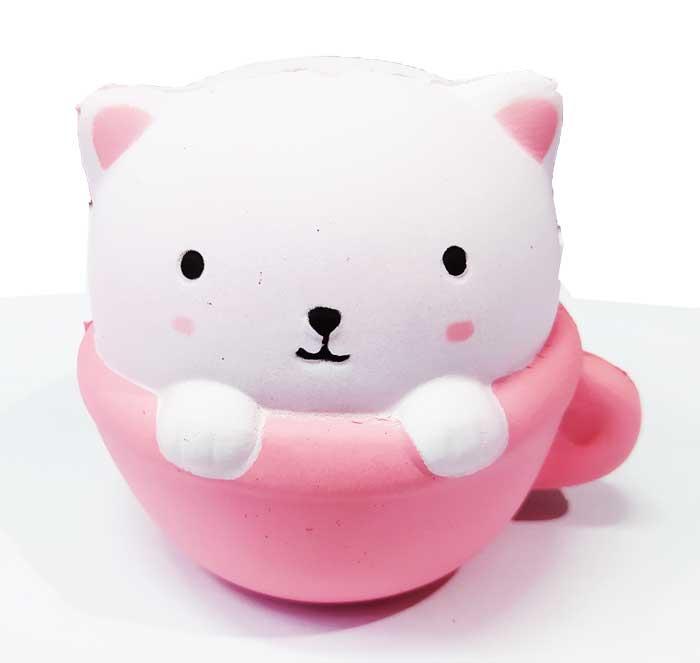 toko mainan online SQUISHY KUCING - SQ15
