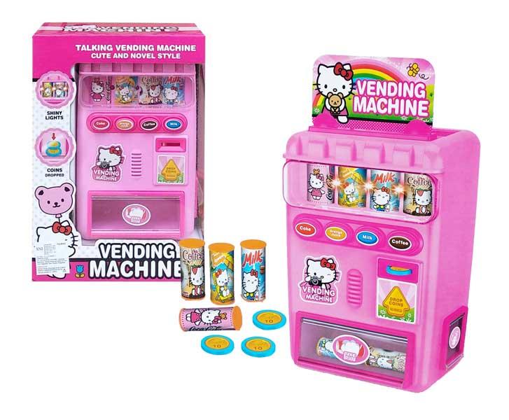 toko mainan online TALKING VENDING MACHINE DN1001-KT