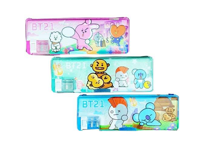 toko mainan online TEMPAT PENSIL BT21 - GP9336