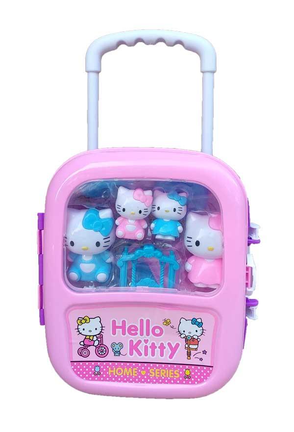 toko mainan online HELLO KITTY HOME SERIES KOPER - 333-124