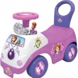 toko mainan online KIDDIELAND PRINCESS SOFIA DRIVE ALONG RIDE ON