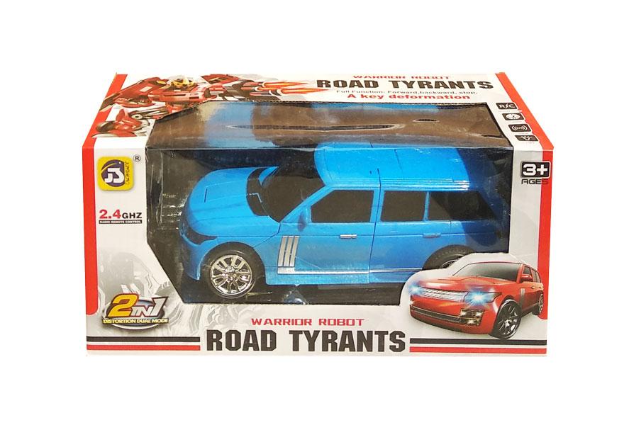 toko mainan online RC ROAD TYRANTS 2IN1 - JS005