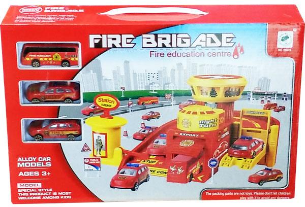 toko mainan online FIRE BRIGADE - 02128