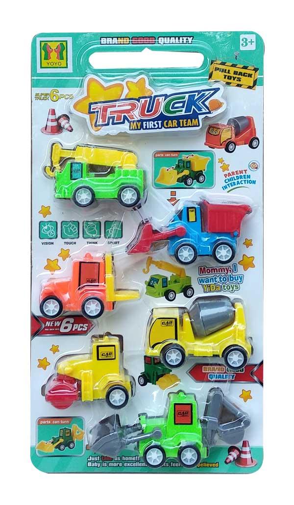 toko mainan online TRUCK CAR TEAM - 5988-6