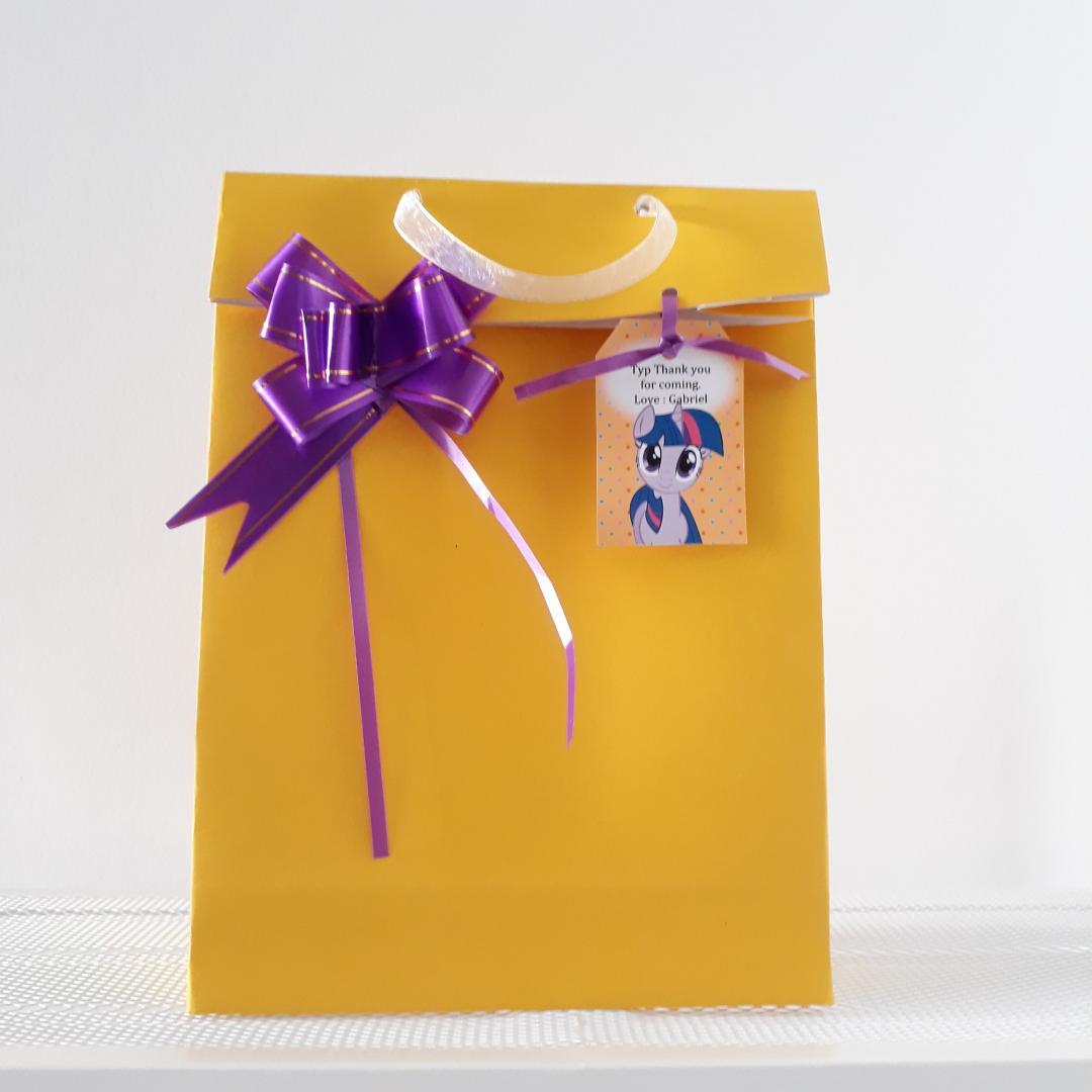 toko mainan online Add on - PAPERBAG GOODY BAG LIPAT