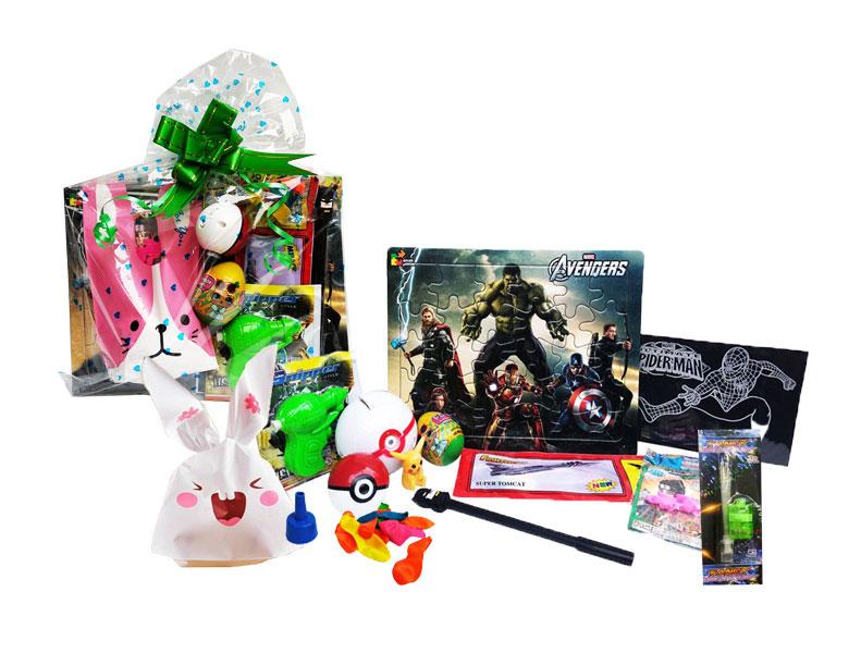toko mainan online PAKET GOODY BAG ISI 12 - PGB-12