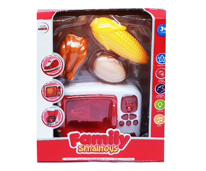 toko mainan online FAMILY SMALL TOYS OVEN - 8804-1/03899