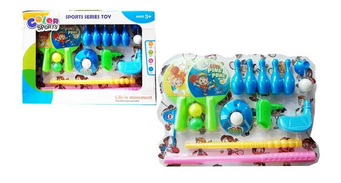 toko mainan online SPORT SERIES TOY - 88585