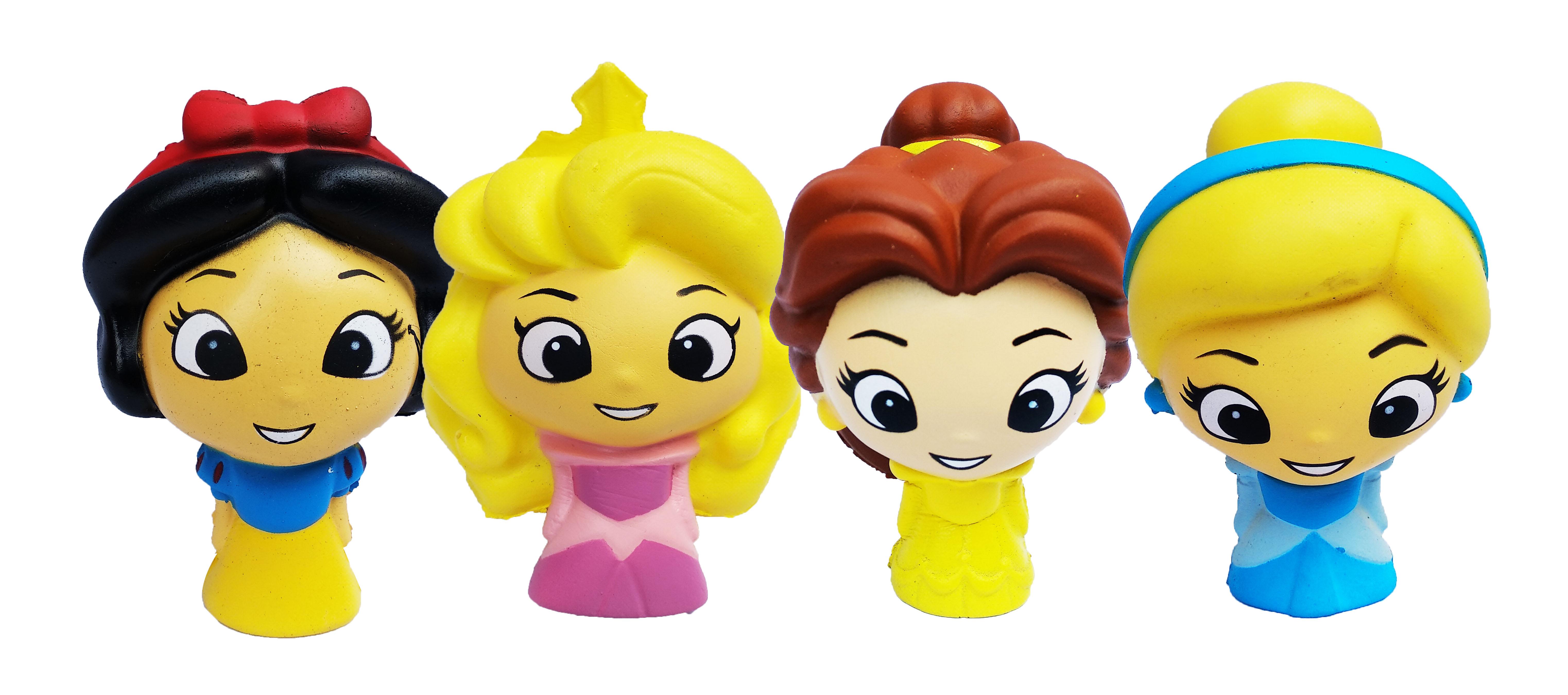 toko mainan online SQUISHY DISNEY PRINCESS - LC230