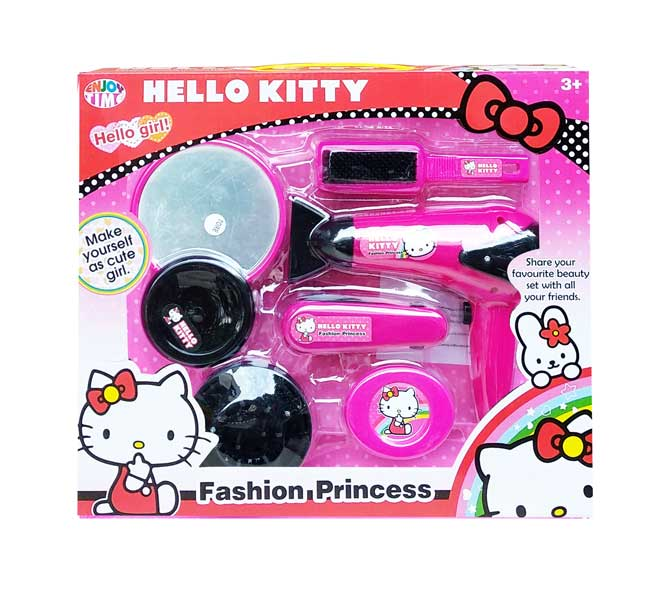 toko mainan online FASHION PRINCESS  HELLO KITTY - BL8801H-B